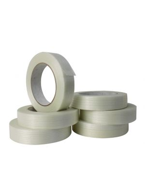 WOD FIL-890 Uni Directional Filament Strapping Tape Industrial Grade (Available in Multiple Sizes)
